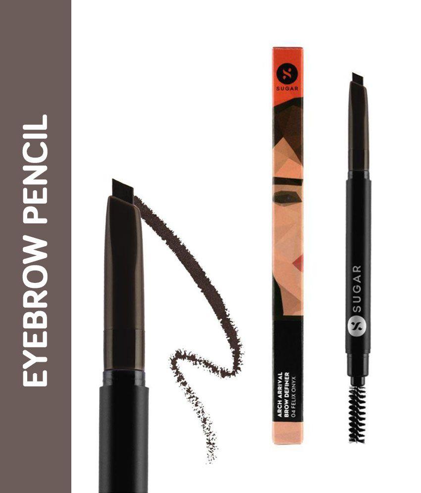 Sugar Cosmetics Brow Eyes 04 Felix Onyx (Dark Blackish Brown) 35 g