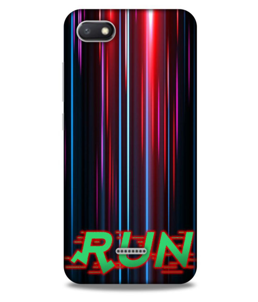 Xiaomi Redmi 6A Printed Cover By Printor