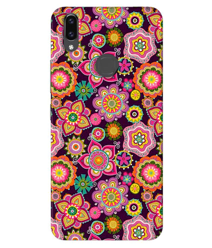 Vivo V9 Pro Printed Cover By HI5OUTLET