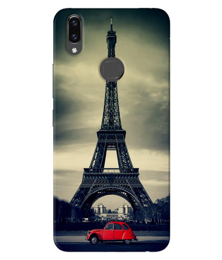 Vivo Y95 Printed Cover By HI5OUTLET