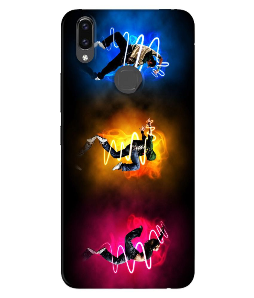 Xiaomi Redmi Note 7 Pro Printed Cover By HI5OUTLET