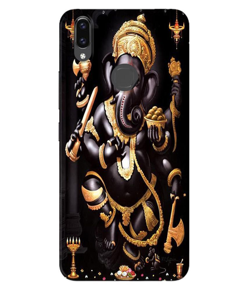 Asus Zenfone Max M1 Zb555Kl Printed Cover By HI5OUTLET