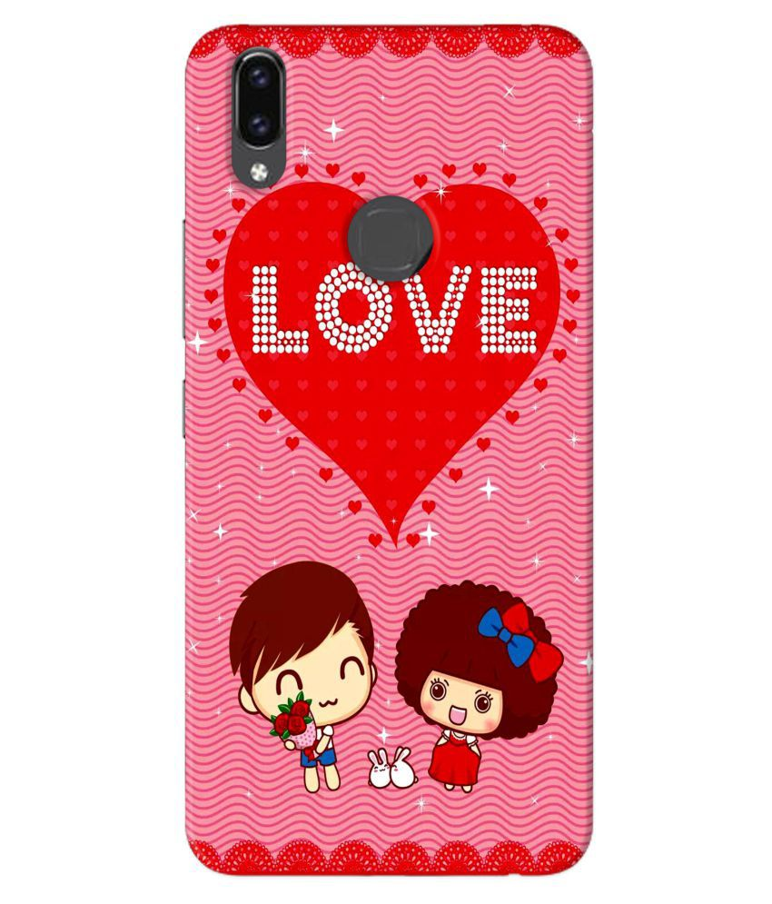 Asus Zenfone Max Pro M1 Printed Cover By HI5OUTLET