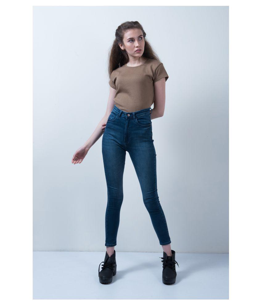 FREAKINS Denim Jeans - Blue