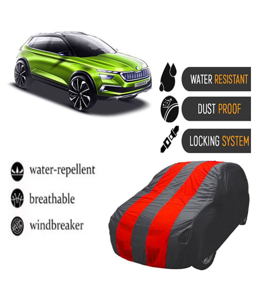 QualityBeast Car Body Cover For Skoda Vision X SUV Concept