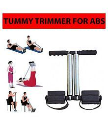 Anything & Everything Double Spring Tummy Trimmer Ab Exerciser Multipurpose Fitness Equipment for Men and Women