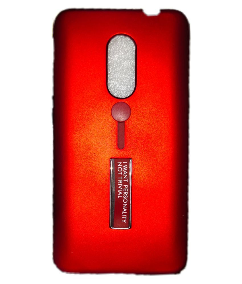 Xiaomi Redmi K20 Anti Gravity Cover Hycot+ - Red very comfortable
