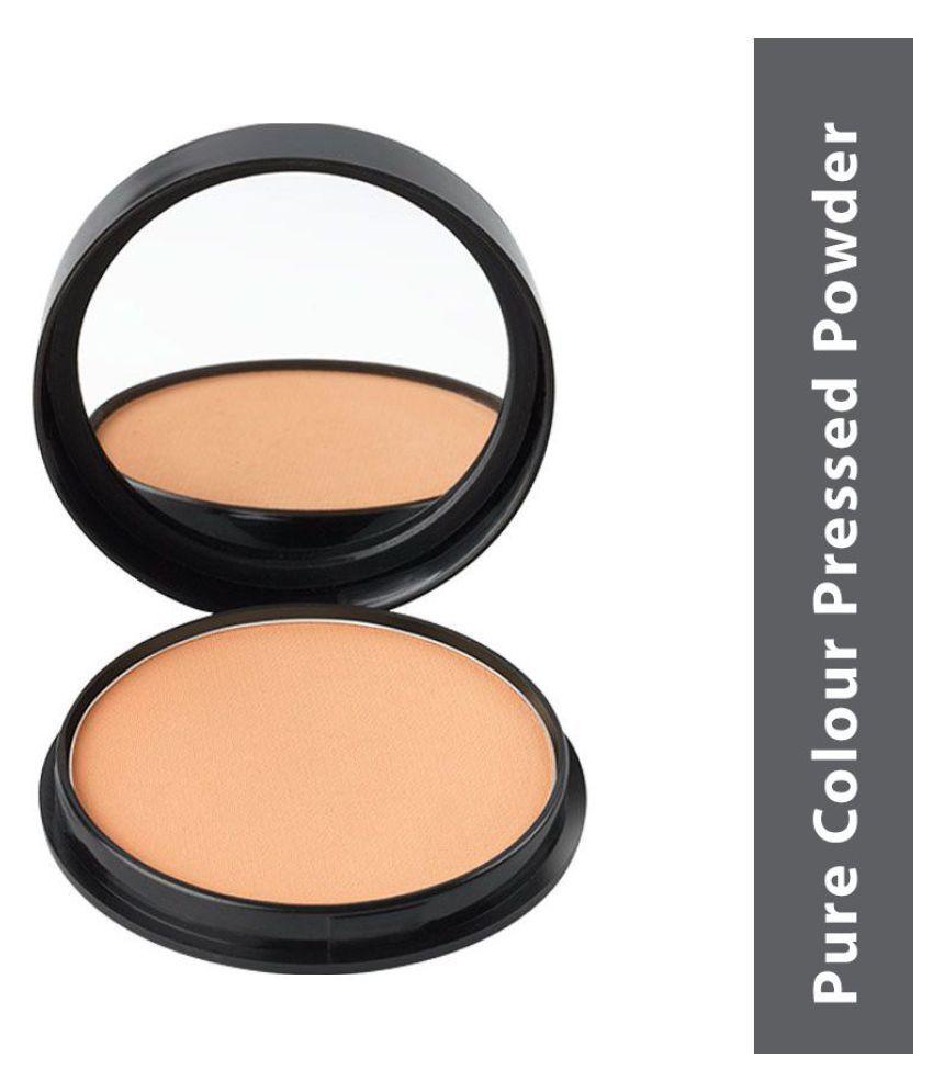 sweden Colorbox Face Powder Natural Pressed Powder Medium 20 g