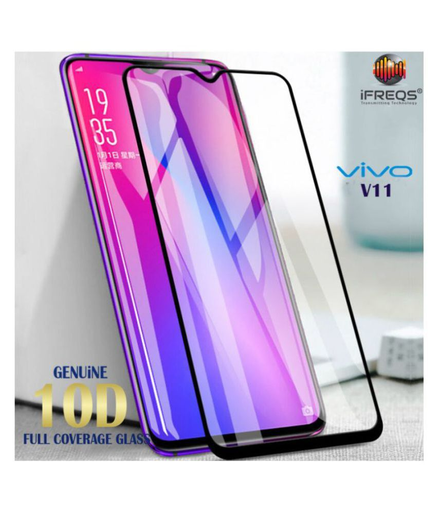 Vivo V11 Anti Shock Screen Guard By lenmax Premium Quality with Japanese Technology