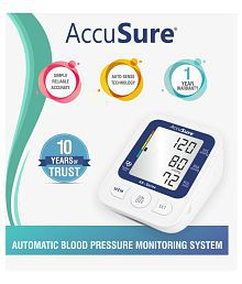 Accusure AS Automatic Blood Pressure Monitor