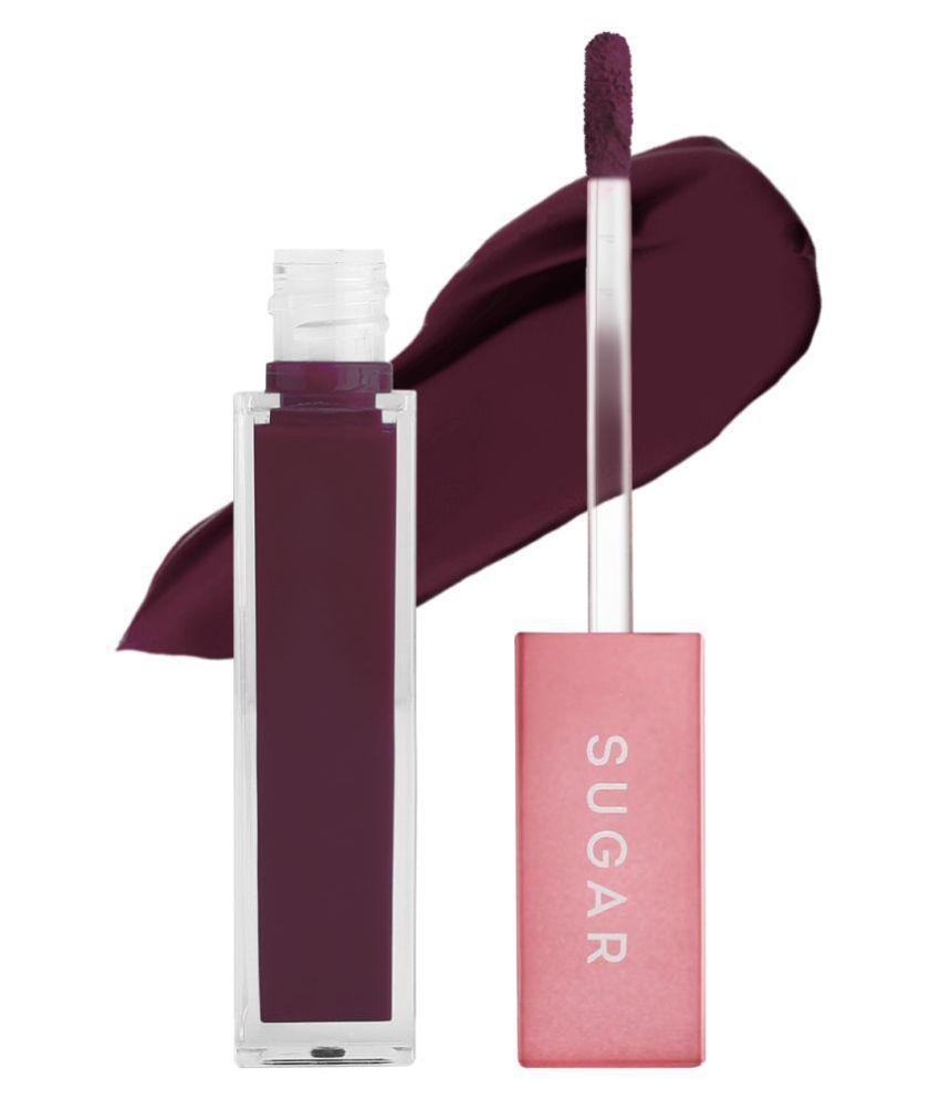 Sugar Cosmetics SUGAR Cosmetics Mettle Liquid Liquid Lipstick 09 Capella Brown 7 mL
