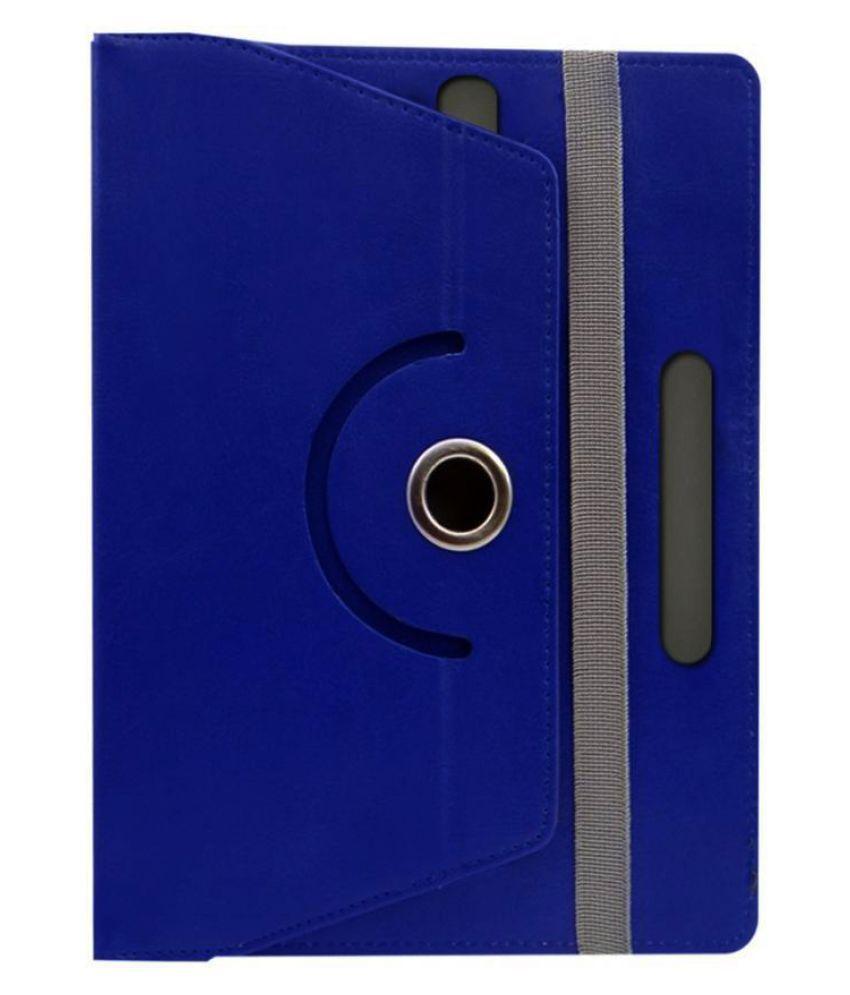 Iball Slide Wondro 10 Flip Cover By Cutesy Blue