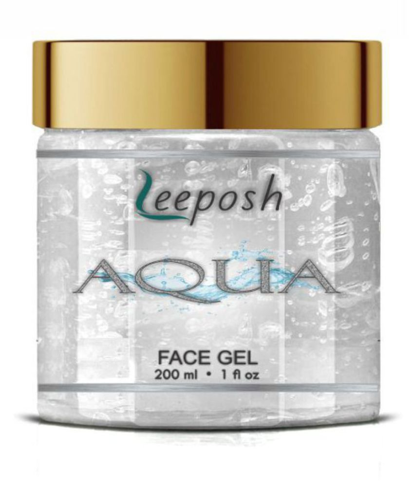 Leeposh Aqua Hyaluronic Acid Gel moisturizing Brightening Face Serum 200 g