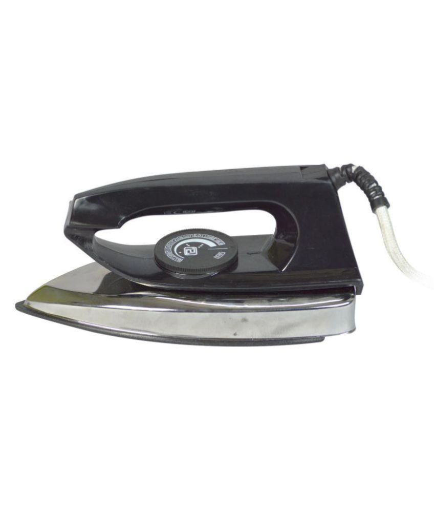 See way appliances SW-01 Dry Iron black