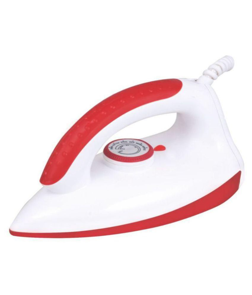 See way appliances SWR-011 Dry Iron rad and blue