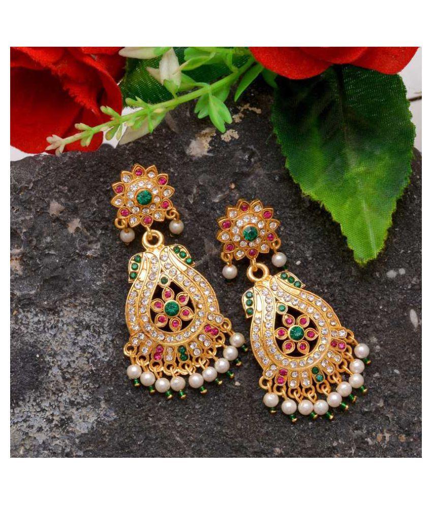 Premium Quality Rajasthani Rajputi Earring Buy Premium Quality