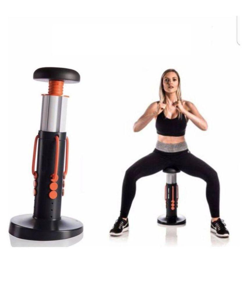 Yuvaan Traders Squat Magic Home Gym Workout|Sculpt Abs,Butt,Core,Legs,Thighs & Multi-training Bar