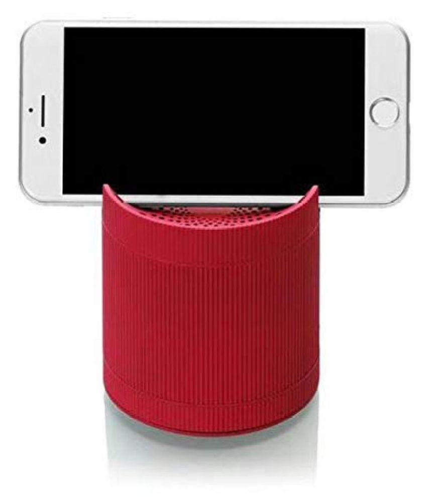 Cospex lightweight XQ3 ( Wireless ) Bluetooth Speaker With Mobile Stand