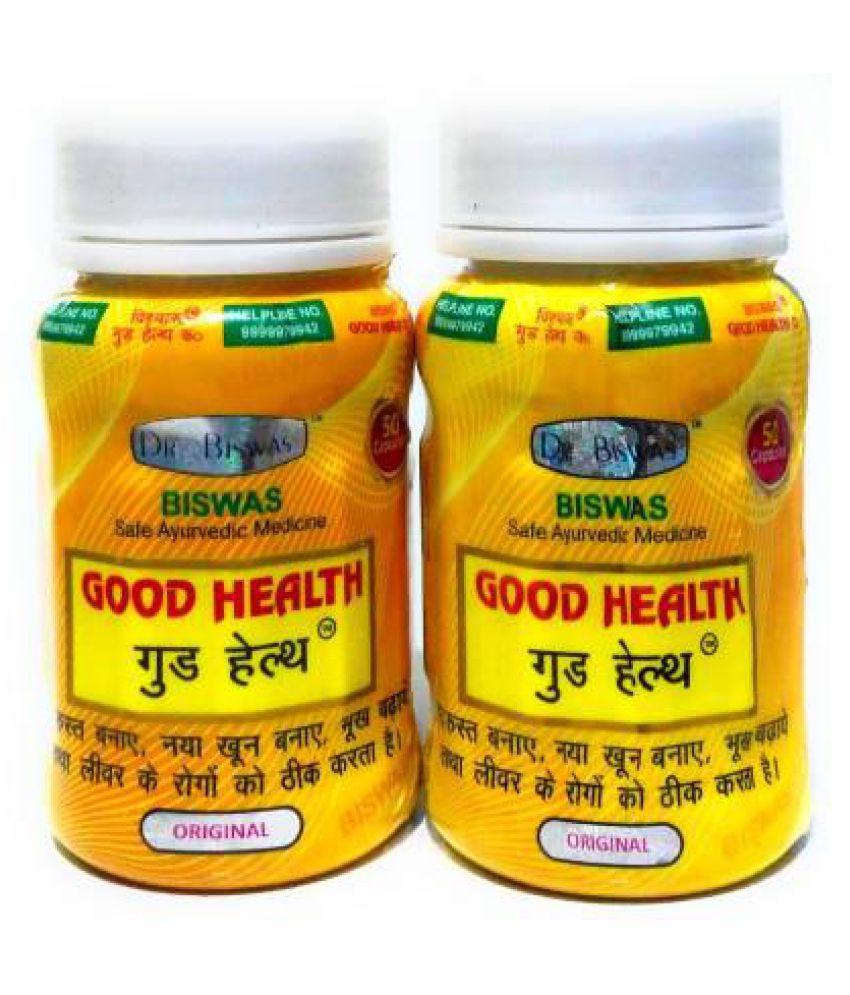 PGT Dr. Biswas Capsule 100 mg