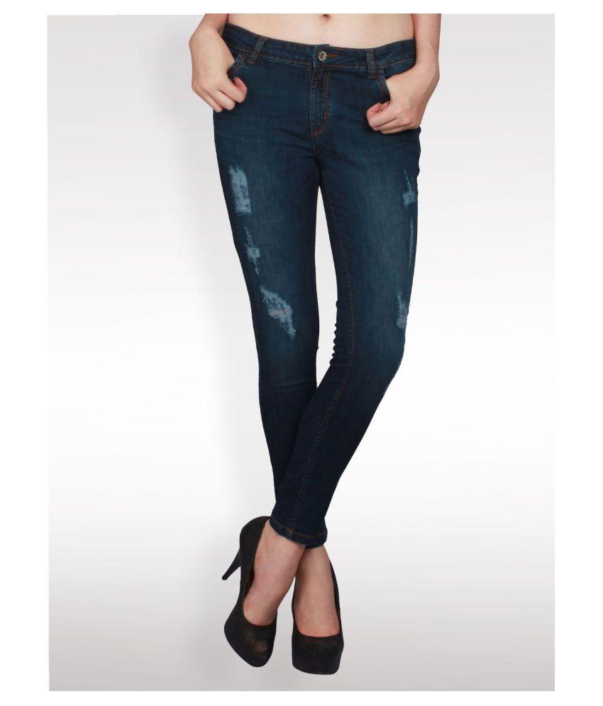 UR Sense Denim Jeans - Blue