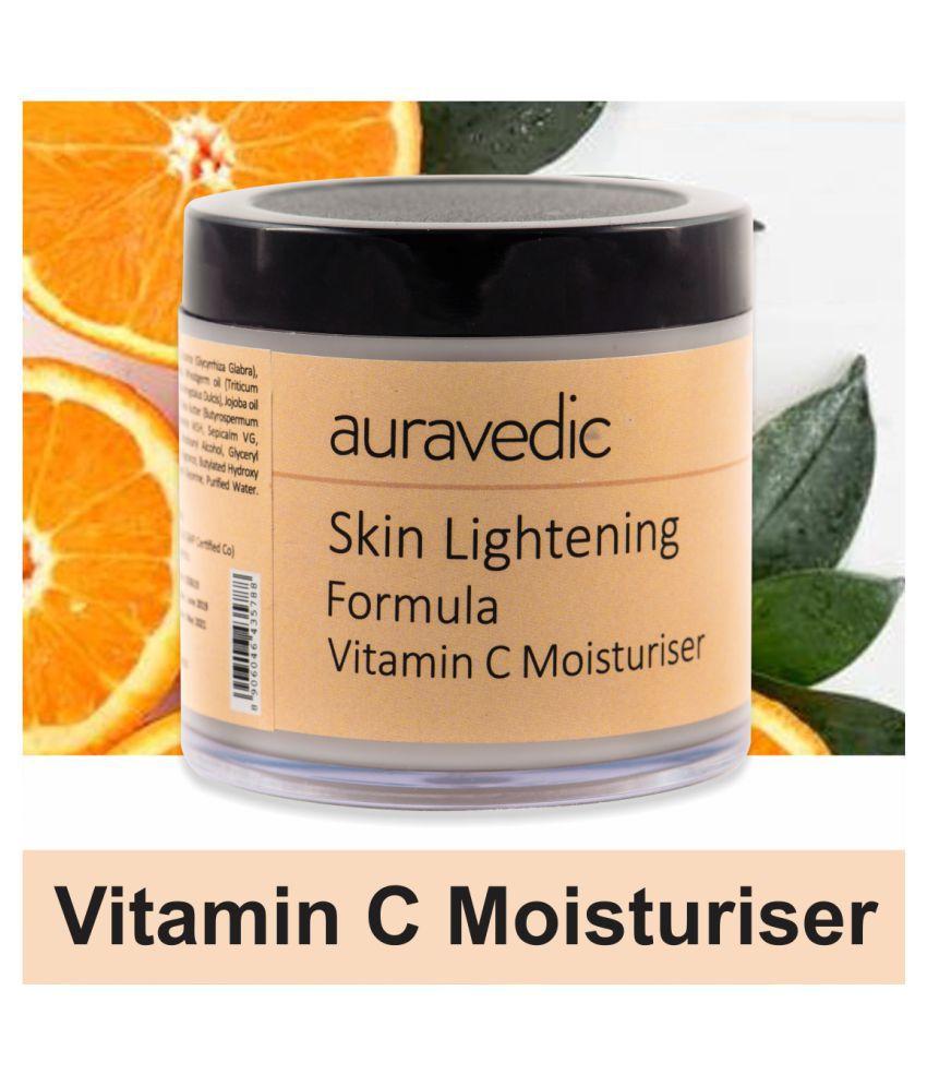 Auravedic Skin Lightening Formula 100g Day Cream 100 gm