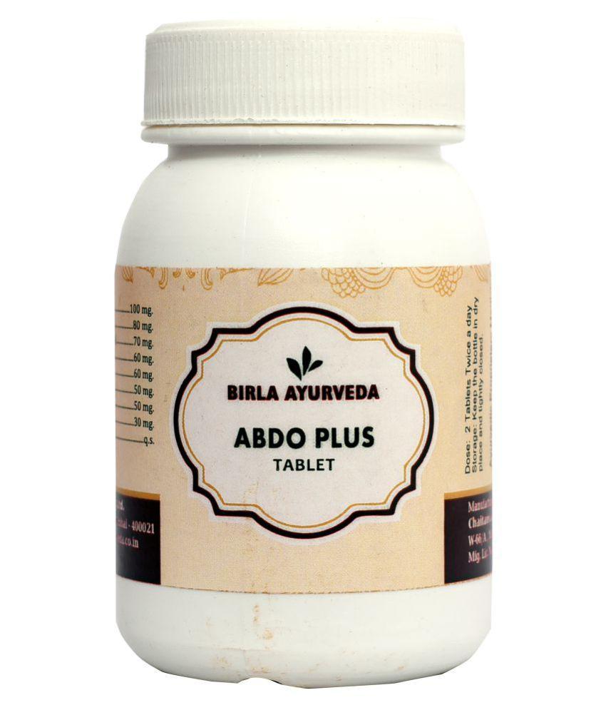 Birla Ayurveda Abdo Plus Capsule 1 gm Pack Of 1