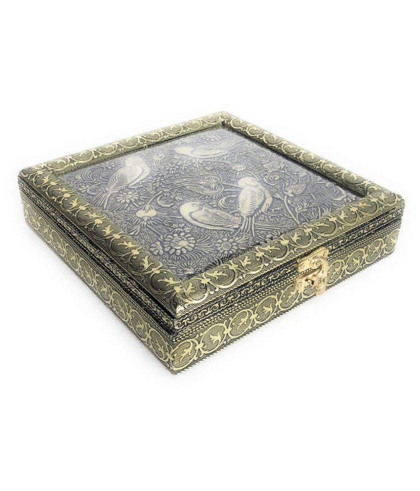 Dry Fruit Box, Chocolate Box, Sweet Box, Handicraft Decorative Box, Mukhwash Container, Dry Fruit Tray