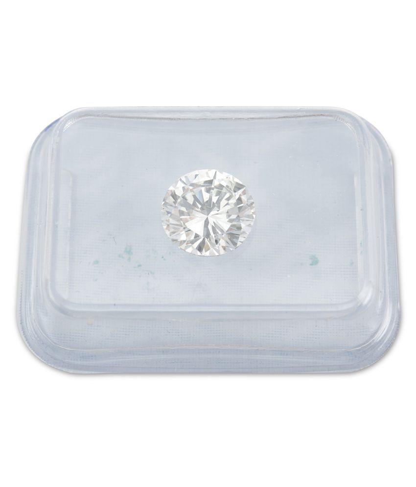 Retrend Design 1.78 Carat Super Premium Quality Moissanite Diamond Color -J IDT Certified