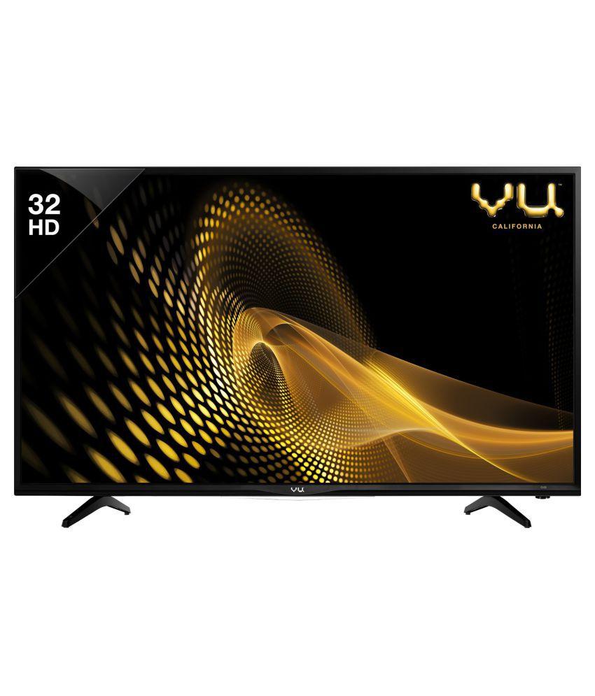 Vu 32GVSM 81 cm ( 32 ) HD Plus LED Television