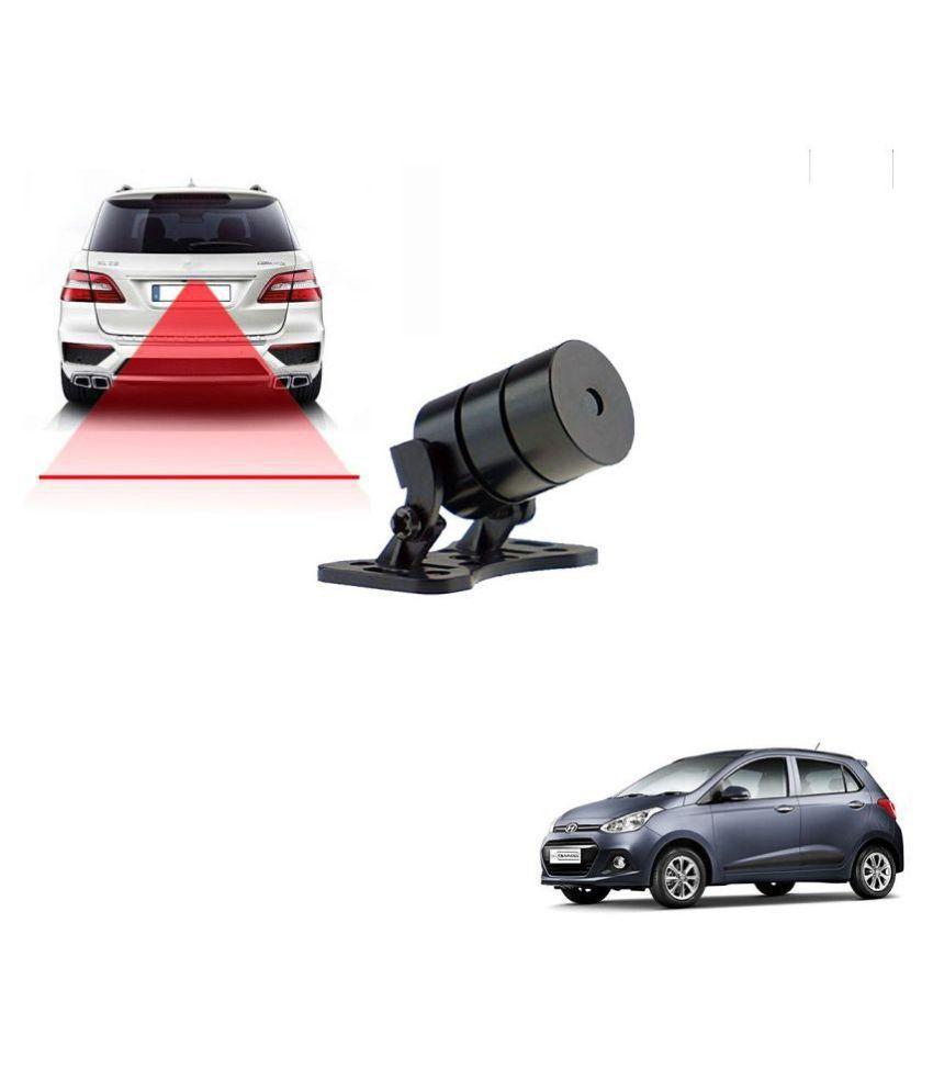 Auto Addict Car Styling Anti Collision Safety Line Led Laser Fog Lamp,Brake Lamp,Running Tail Light-12V Cars For Hyundai Grand i10