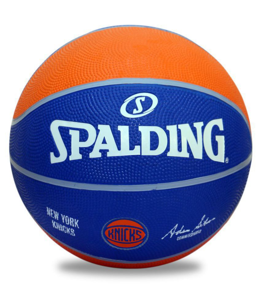 Spalding 7 Rubber Basketball