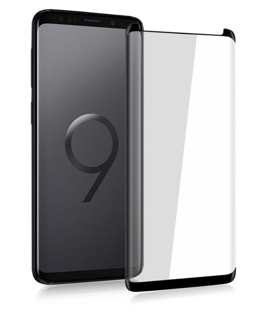 Samsung Galaxy Note 9 Anti Shock Screen Guard By GLAZE UV Protection, Anti Reflection.
