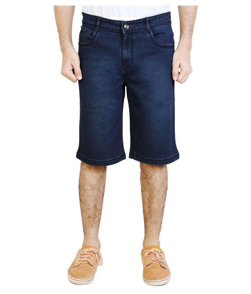 Awack Blue Shorts