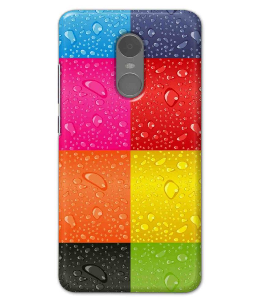 Xiaomi Redmi Note 4 Printed Cover By Printor