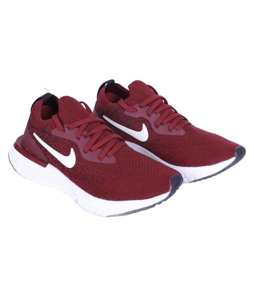 Nike Black Sports Shoes Price in India- Buy Nike Black