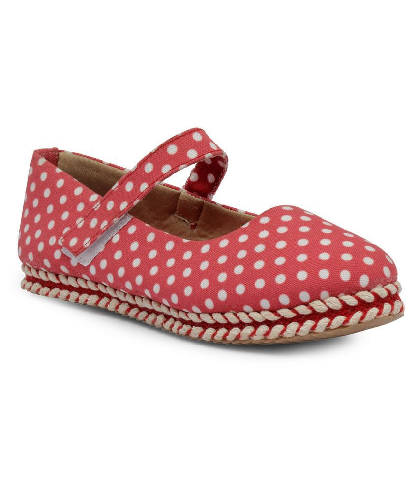 Nell Red Casual Shoes
