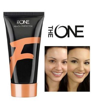 Oriflame Sweden the one peach perfector Foundation  peach, 30 ml  Cream Foundation Light SPF 10 30 g