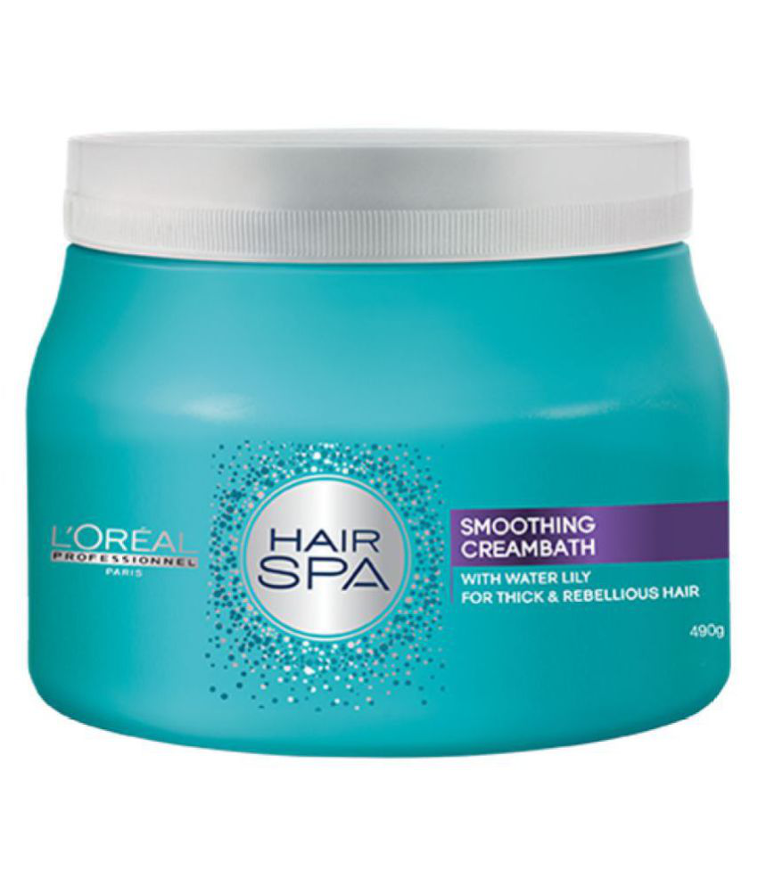 HAIR SPA smoothing creambath ( 490 gm )