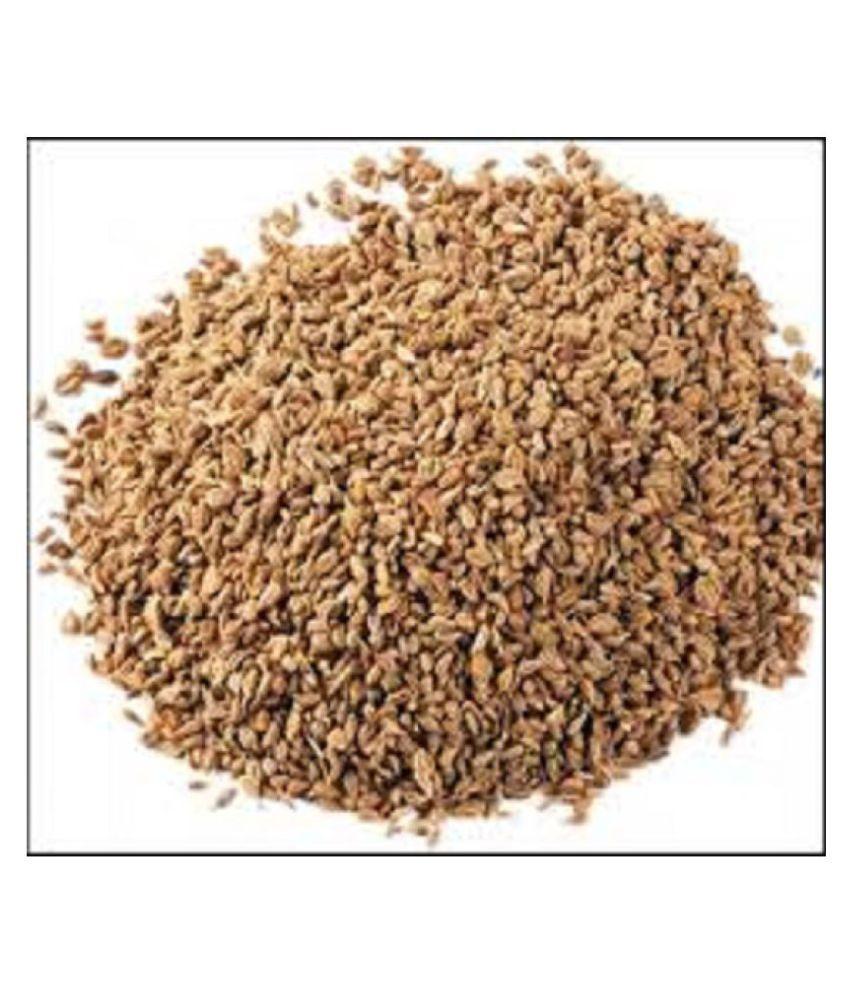 VINARGHYA PHARMACEUTICALS Ajamoda / Apium Graveolens / Ajmuda Raw Herbs 100 gm Pack Of 1