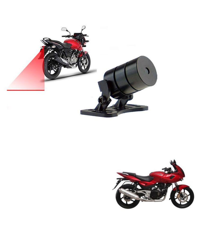 Auto Addict Bike Styling Led Laser Safety Warning Lights Fog Lamp,Brake Lamp,Running Tail Light-12V For Bajaj Pulsar 200