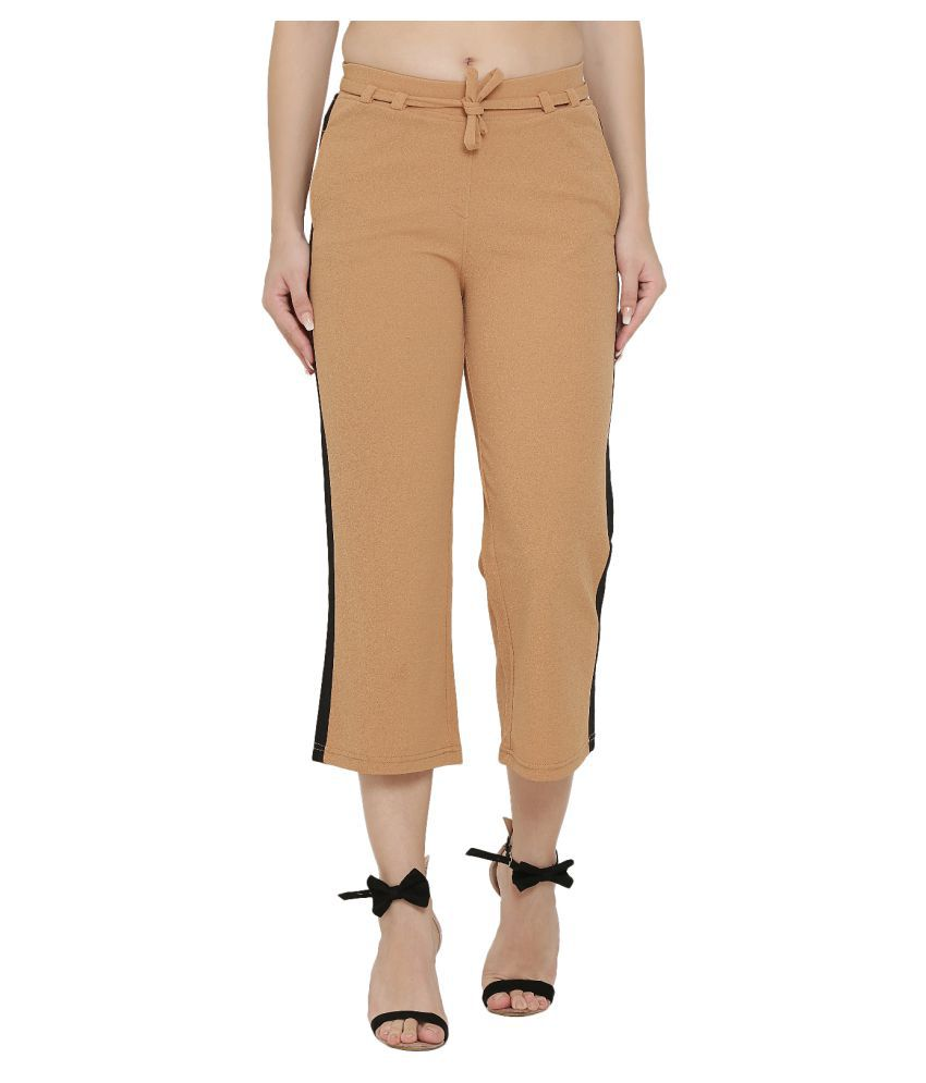 Westwood Poly Crepe Casual Pants