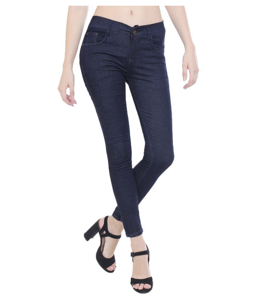 Hill Turner Denim Jeans - Blue