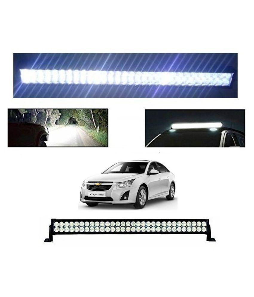 Trigcars Chevrolet Cruze Bar Light Fog Light 22Inch 120Watt