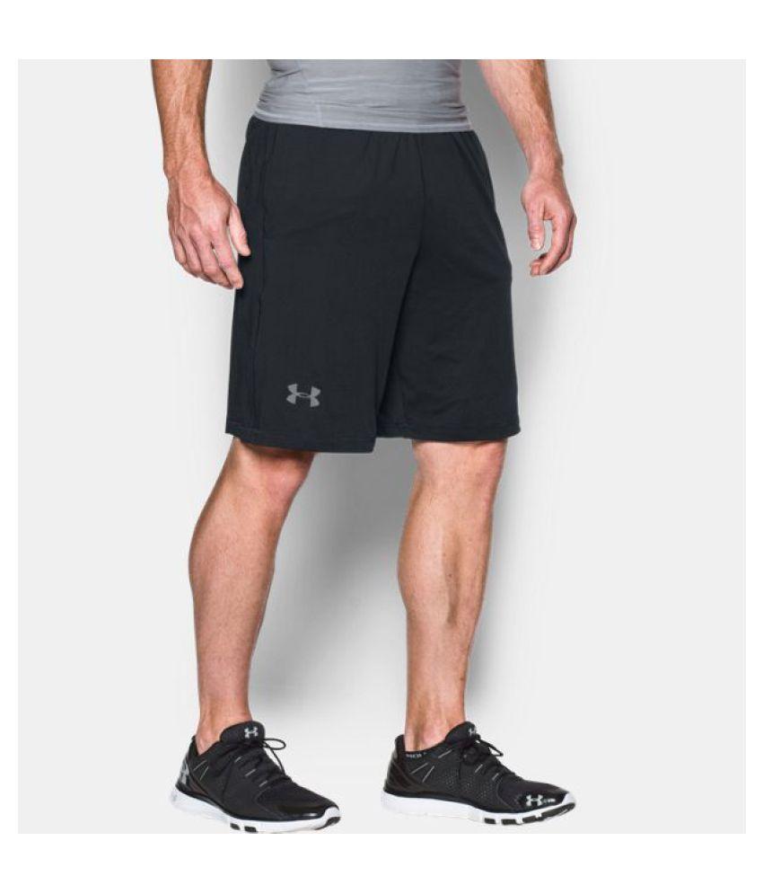 Under Armour Black Shorts