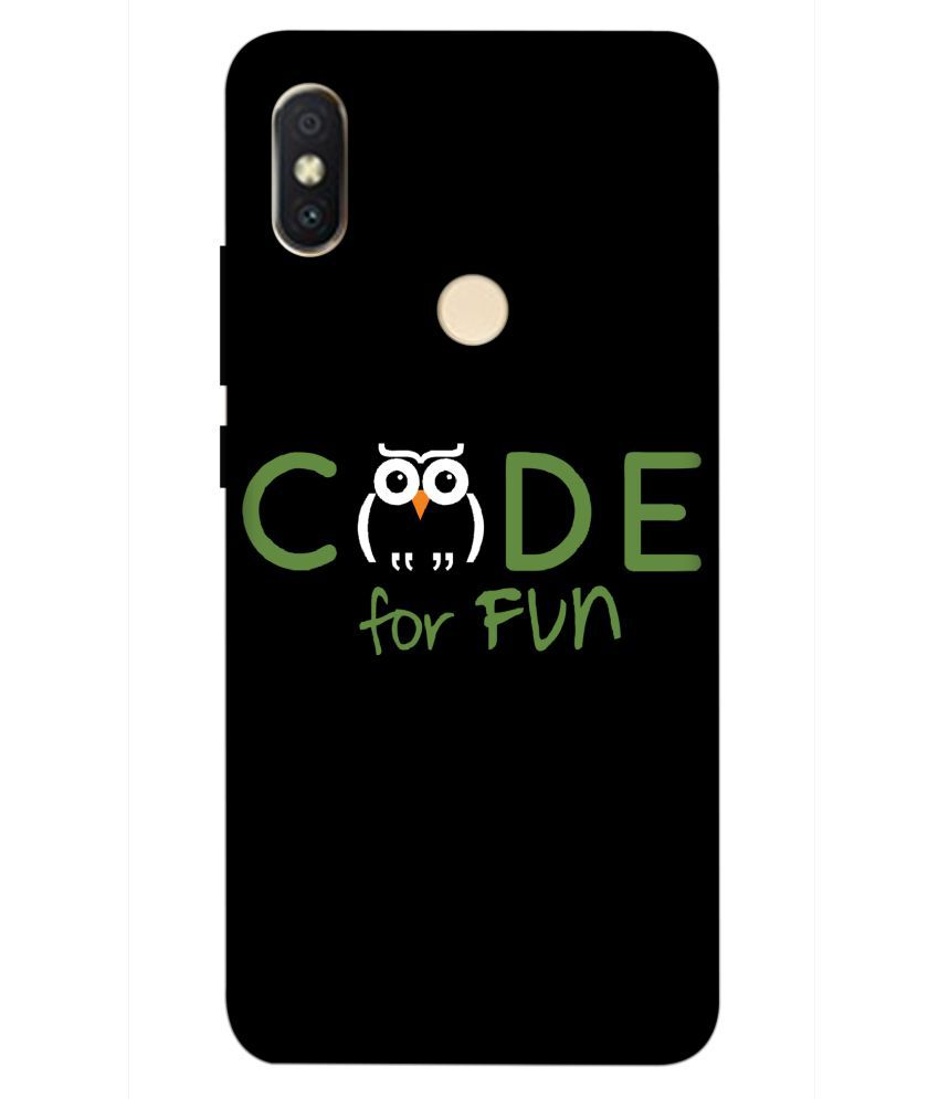 Xiaomi Redmi Y2 3D Back Covers By DoubleF