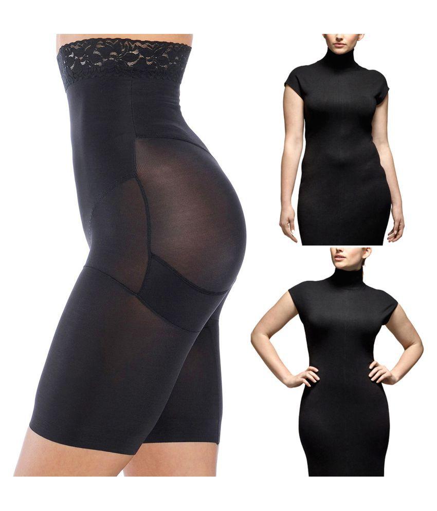 SJ Nylon Size M Weight Loss Slim N Lift Waist Shaper Trimmer Belt California Beauty