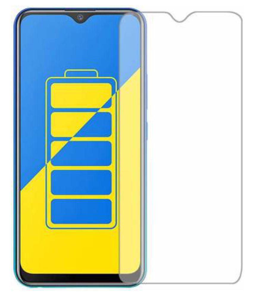 Vivo Y12 Tempered Glass Screen Guard By GLAZE Japanese Advance Technology