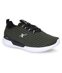 Sparx Men SM-383 Olive Running Shoes