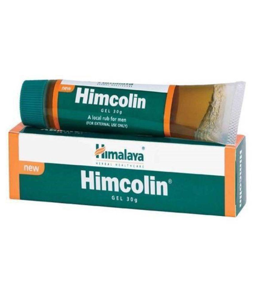 Himalaya HIMCOLIN Gel 30 gm Pack of 3