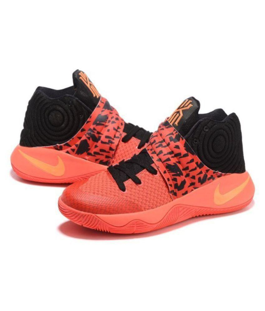 reputable site 7ee87 052d0 Nike kyrie 2 BHM EYBL CRIMSON RED Red Basketball Shoes